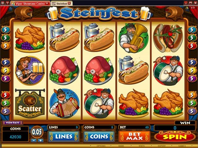 Casino slots best odds