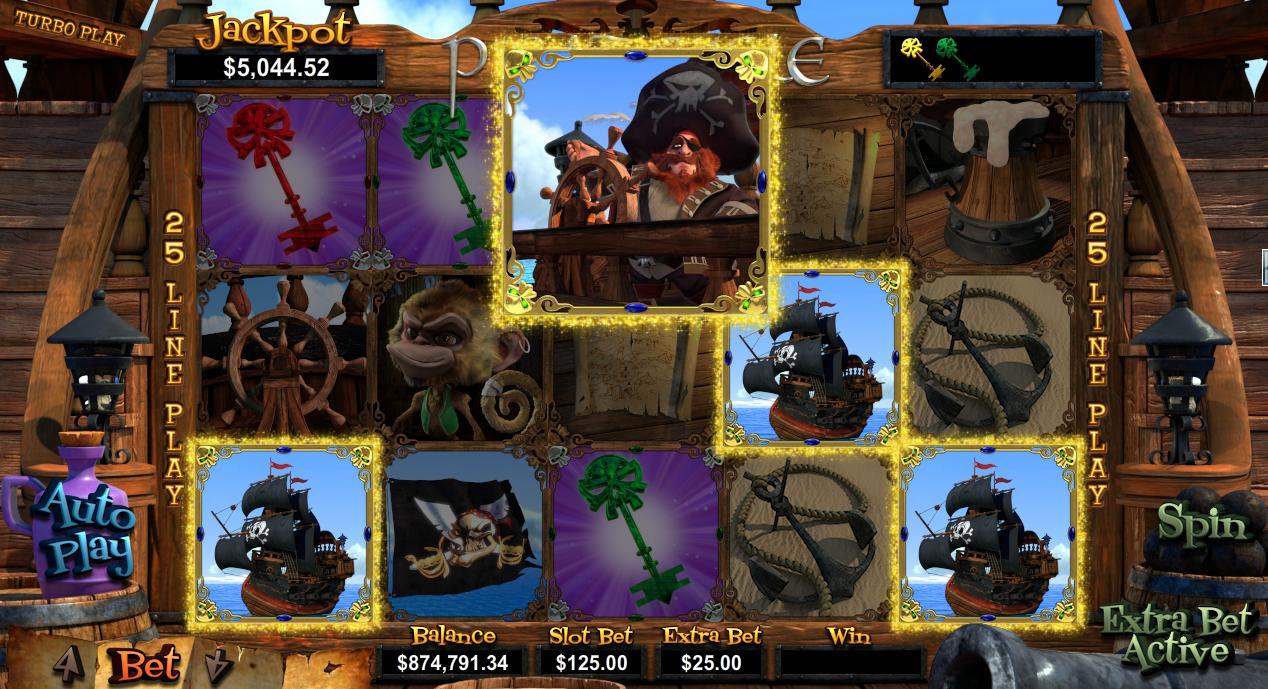 Pirate Casino Games